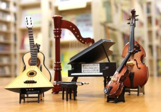 Harp-Guitar-Piano-Cello