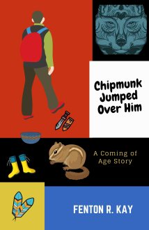 Chipmunk Jumped Over Him-Cover